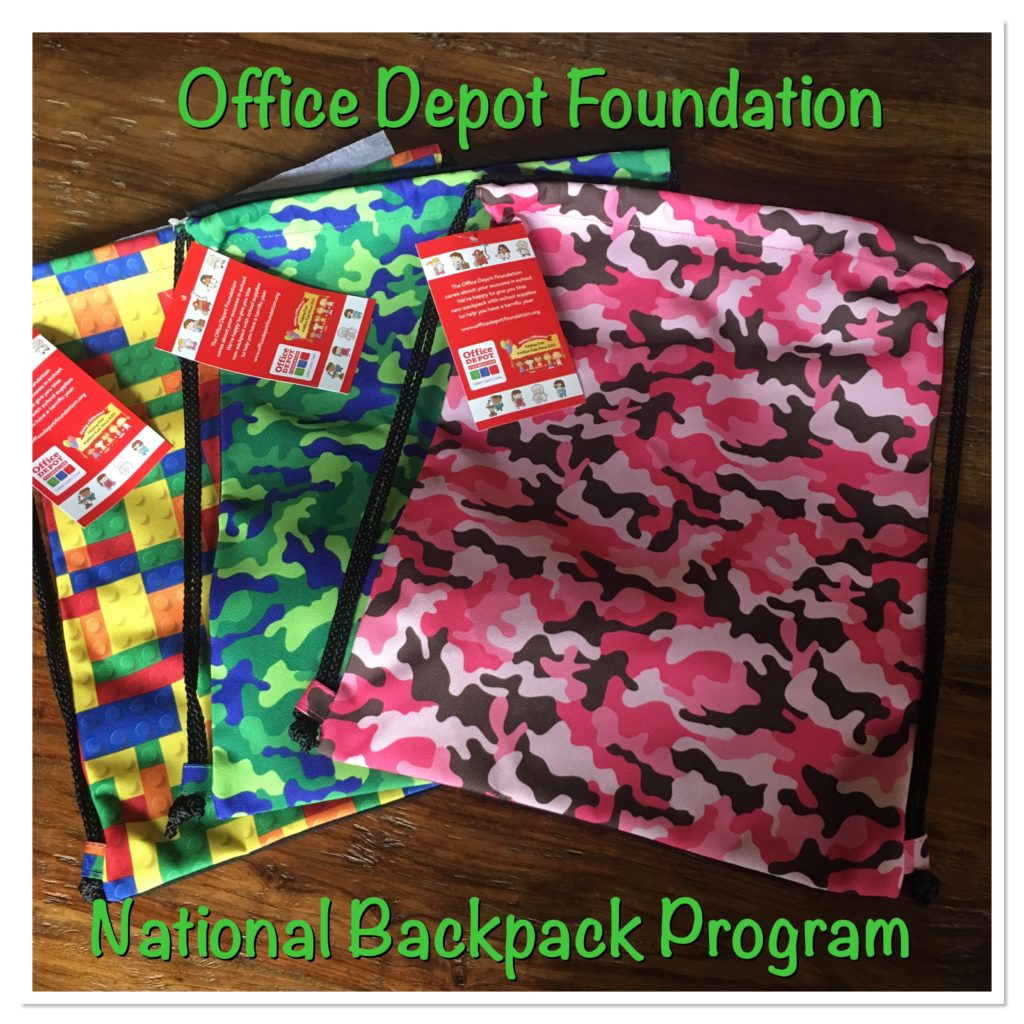 National Backpack Program 2016