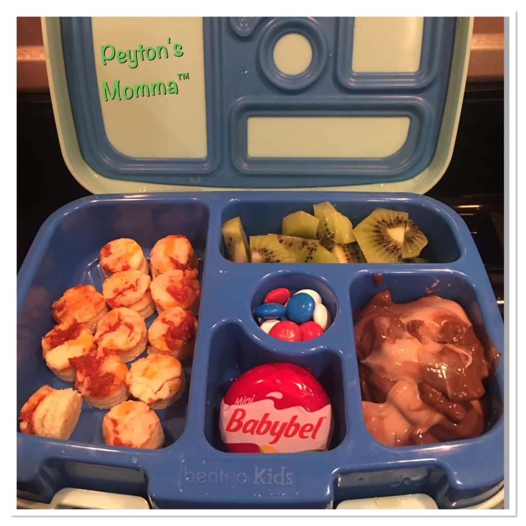 Kids Bento Box Lunch