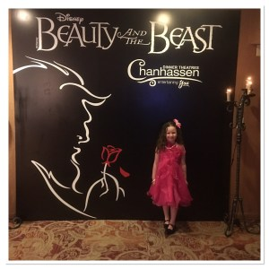 Dinner and a Show: Beauty and the Beast