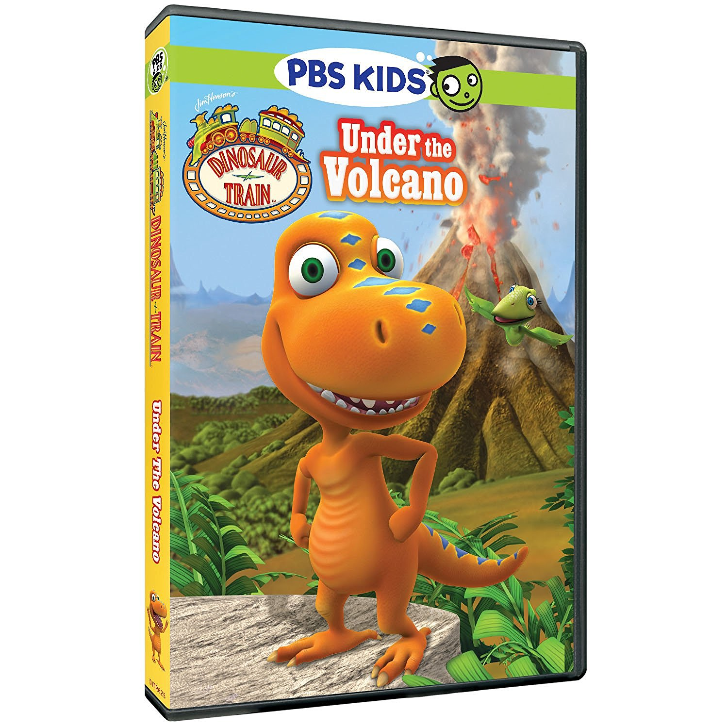 PBS Kids Dinosaur Train Under the Volcano