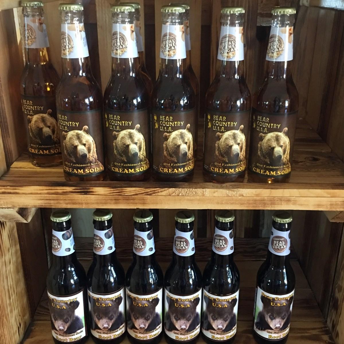 Bear Country USA Soda