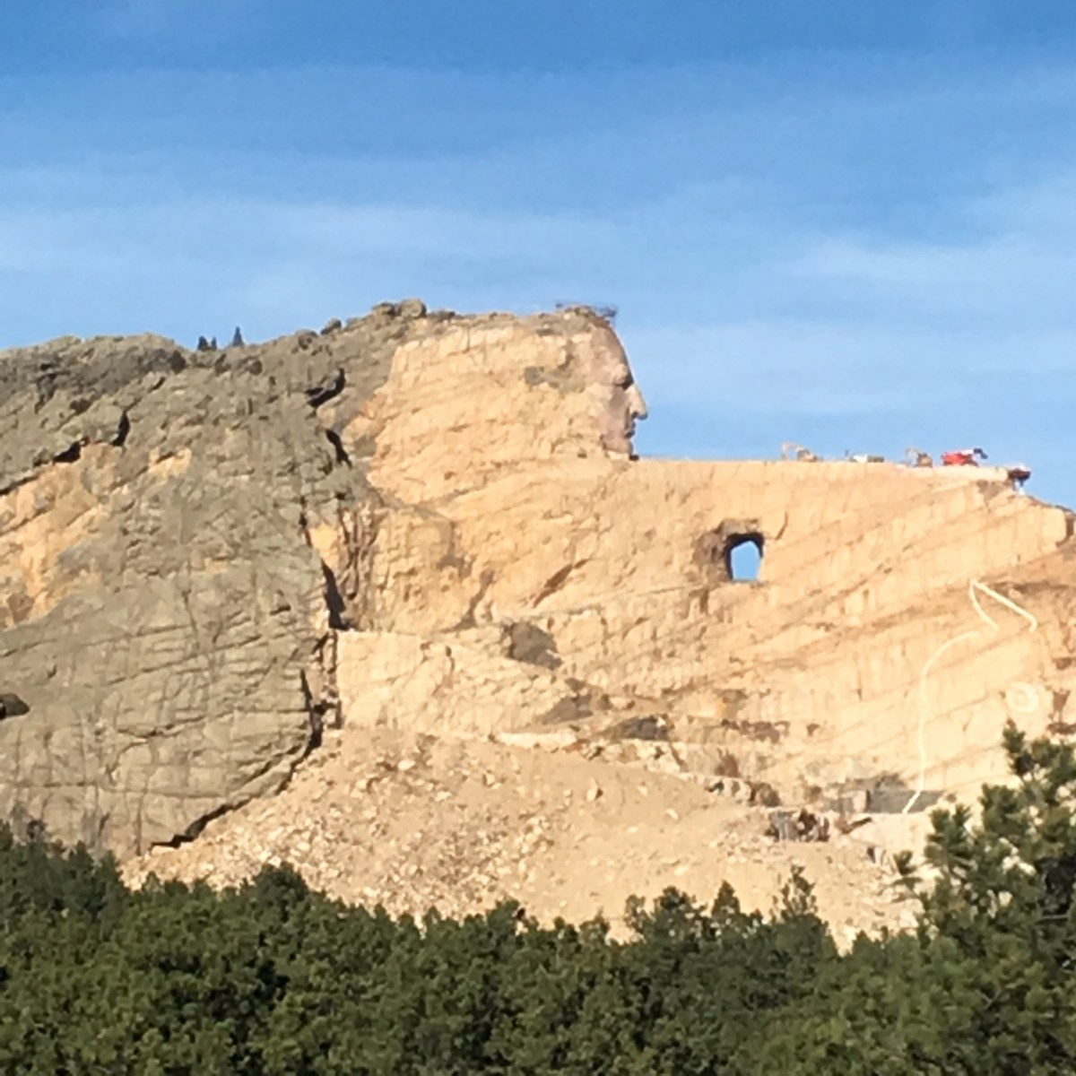 Crazy Horse South Dakota