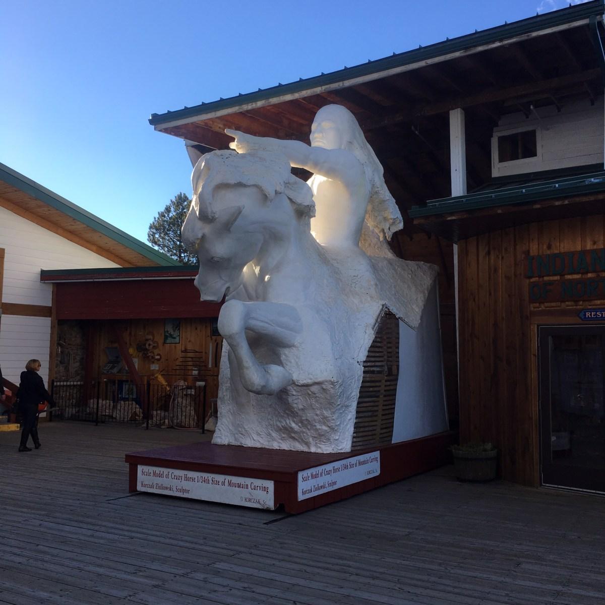 Crazy Horse Memorial Crazy Horse South Dakota