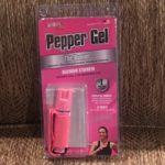 Pepper Gel Pepper Spray Sabre Red