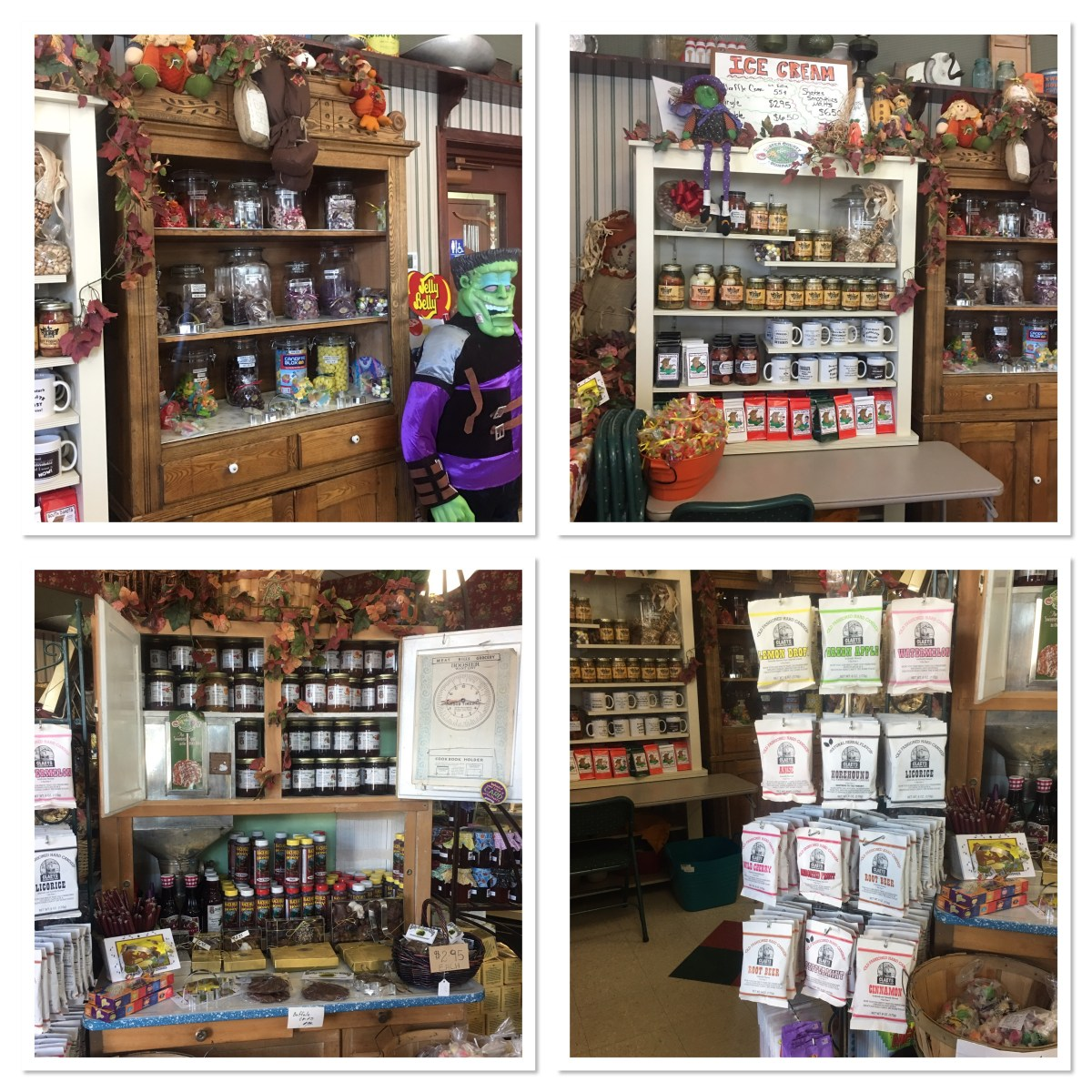 Custer County Candy Store