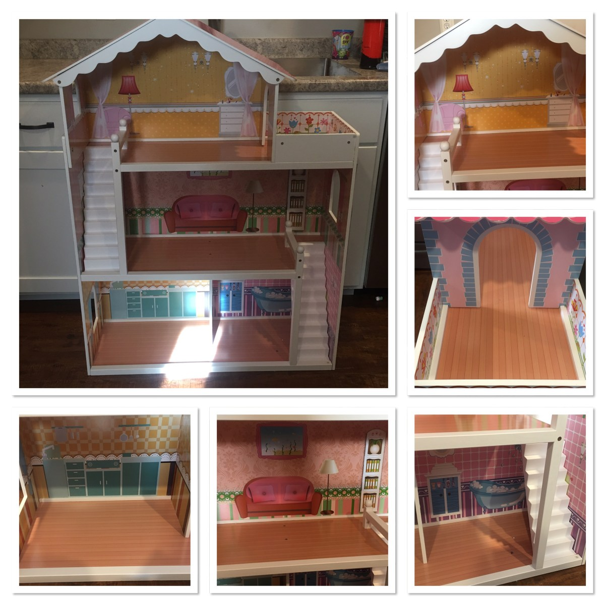 Best Choice Large Dollhouse