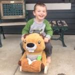 Buckee Beaver Chair Rocker