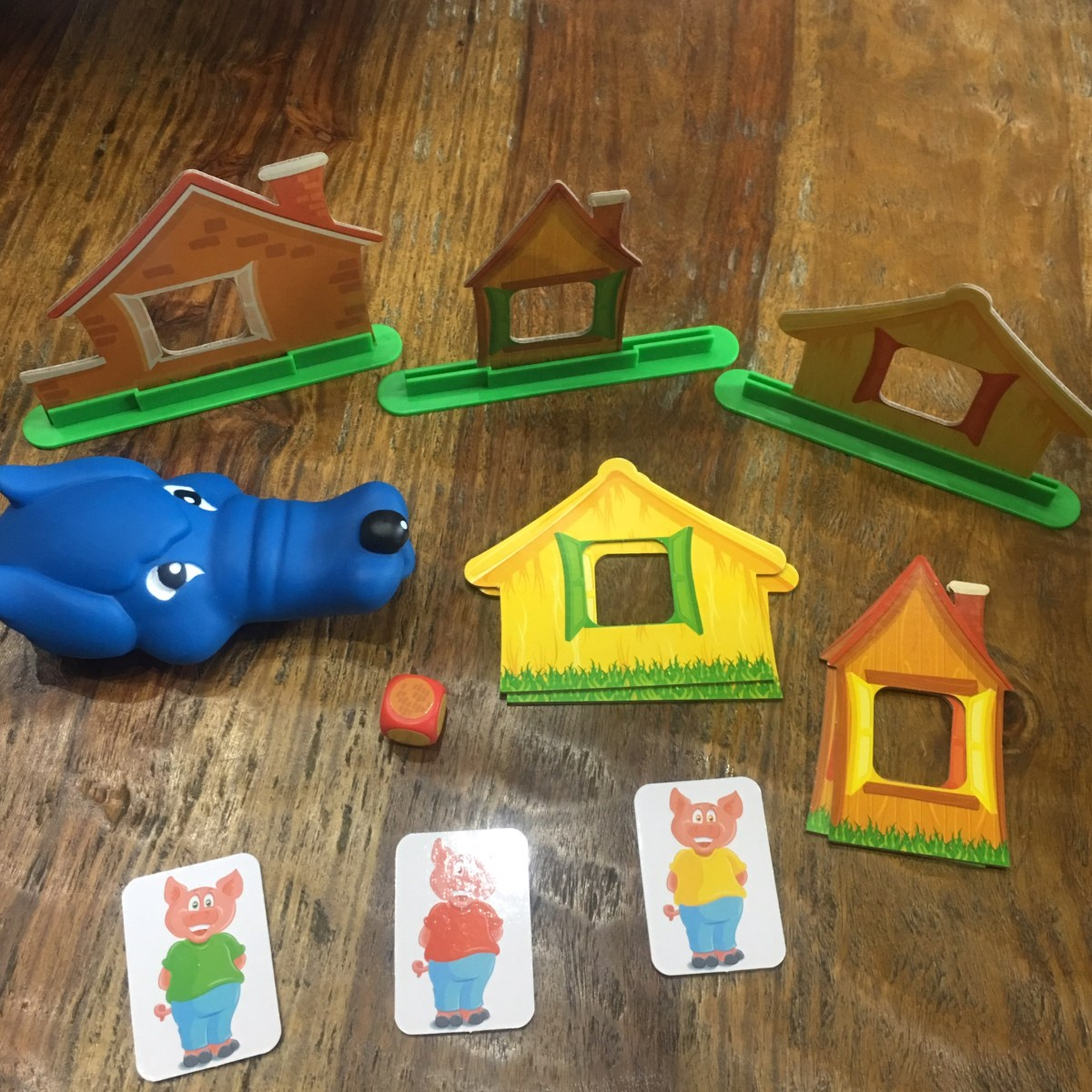 Tactic Games 3 Little Pigs