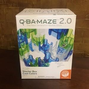 Q-Ba-Maze 2.0 Cool Colors