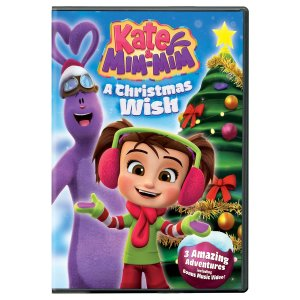 Kate and Mim Mim A Christmas Wish PBS Kids