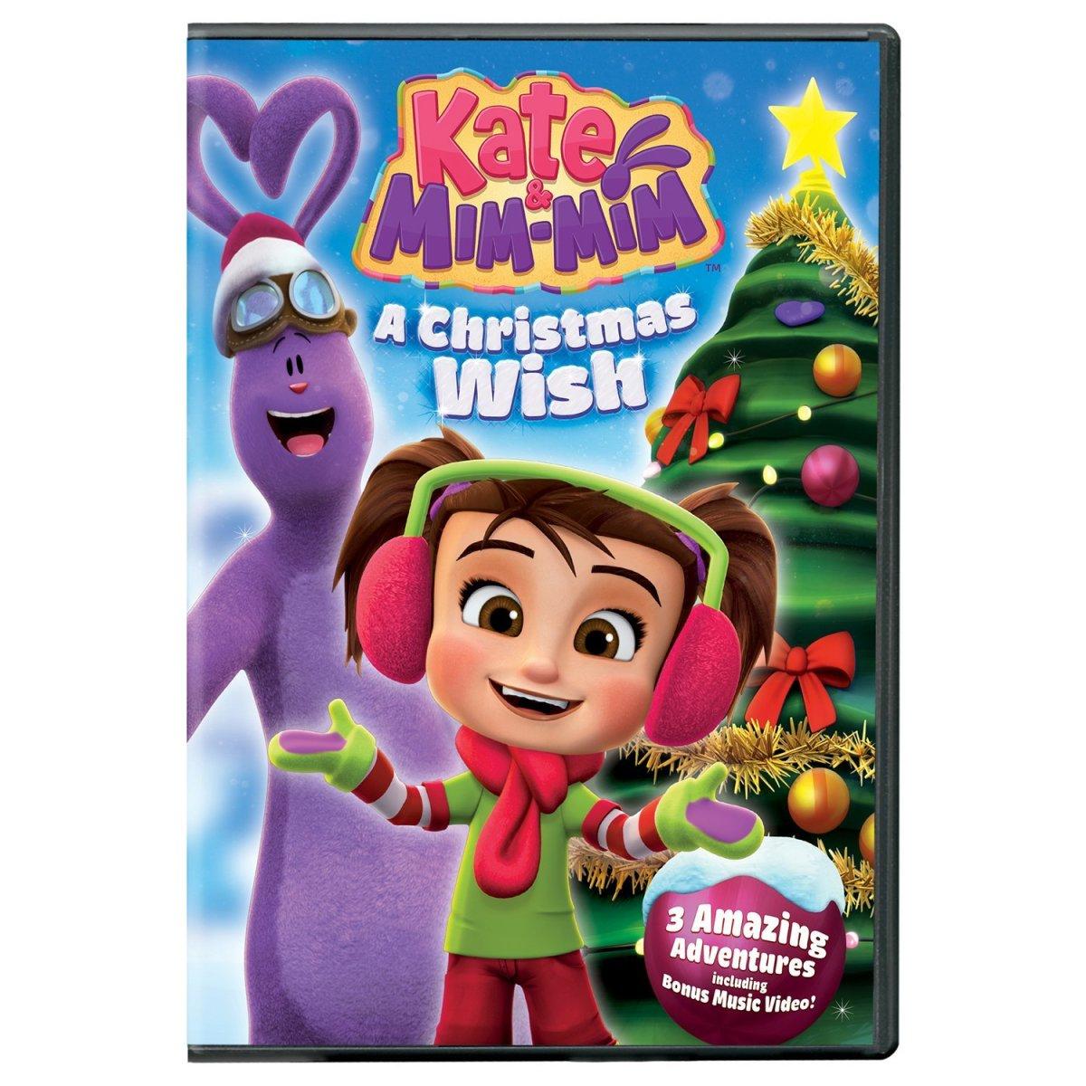 Kate and Mim Mim A Christmas Wish PBS Kids