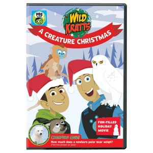 Wild Kratts A Creature Christmas