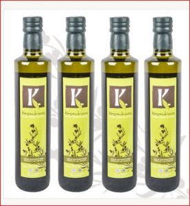 Save 20% on Kasandrinos International Olive Oil