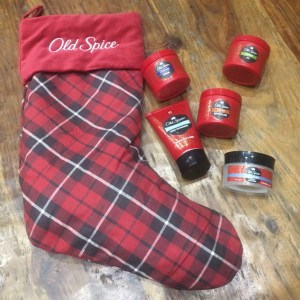 Old Spice for the Holidays
