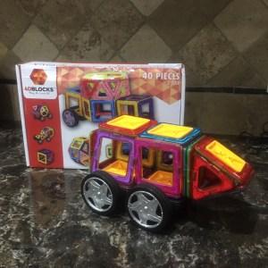 Encourage Imagination with 4D Blocks