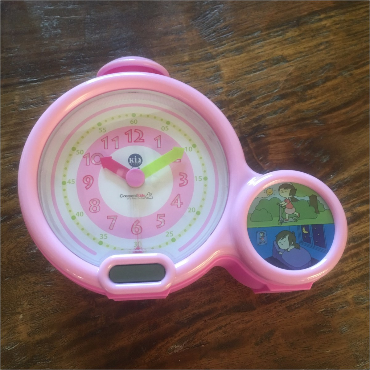 My Very First Alarm Clock