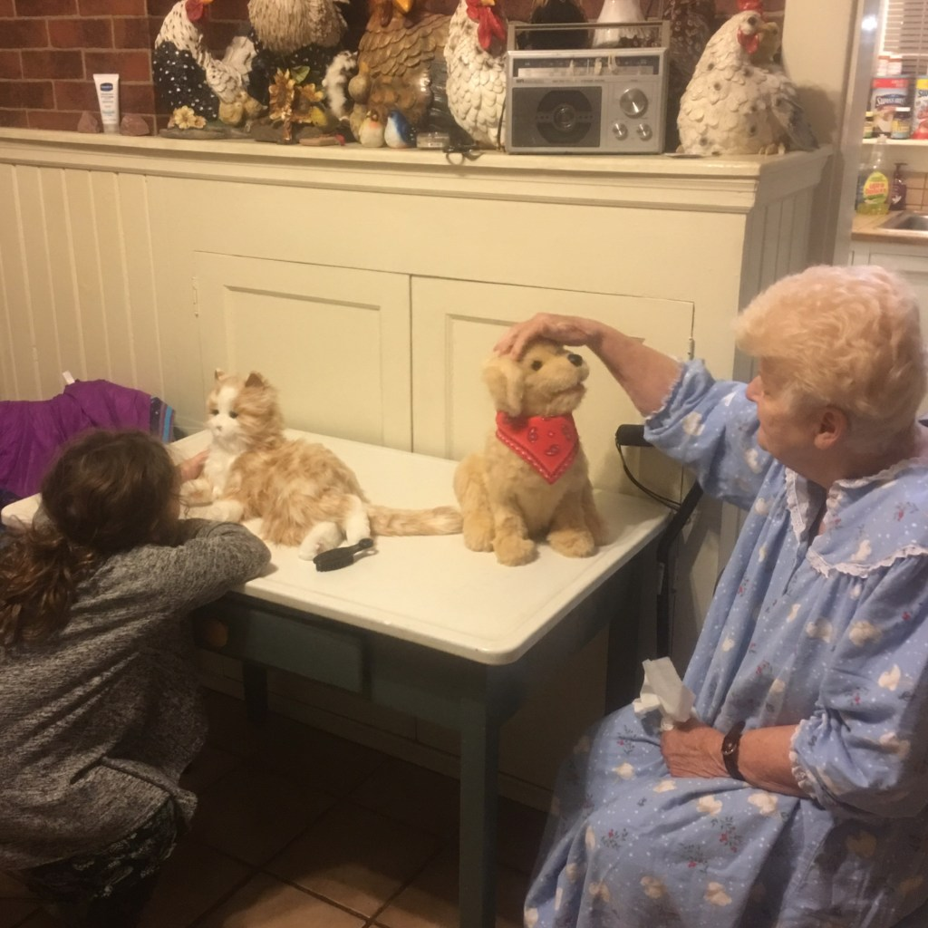 Hasbro Joy For All Companion Pets Puppy Kitten