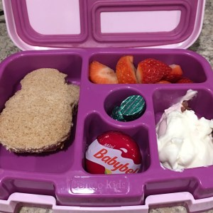 First School Lunch of the New Year