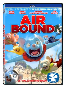 Air Bound Now on DVD