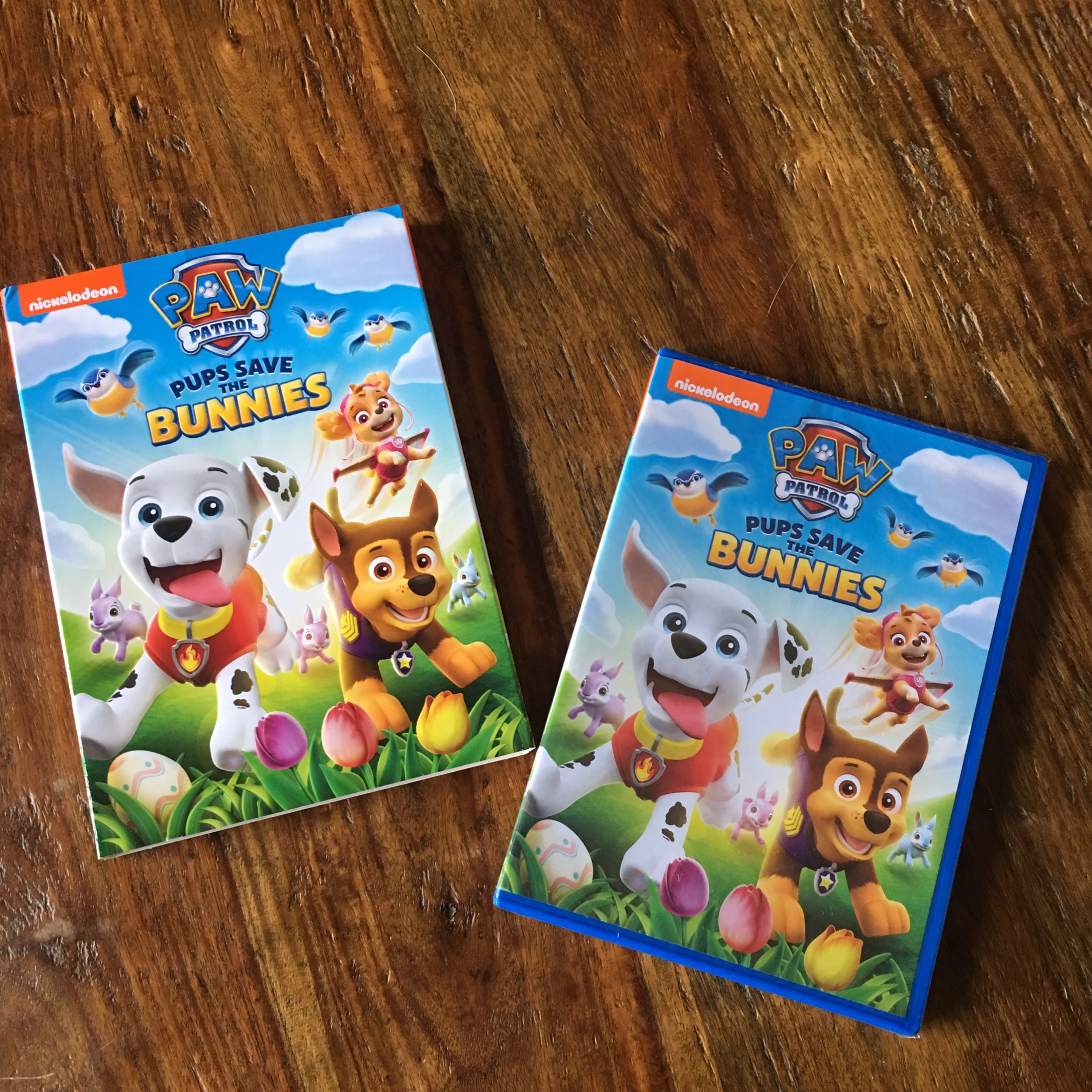 Paw Patrol Pups Save The Bunnies Peytons Momma