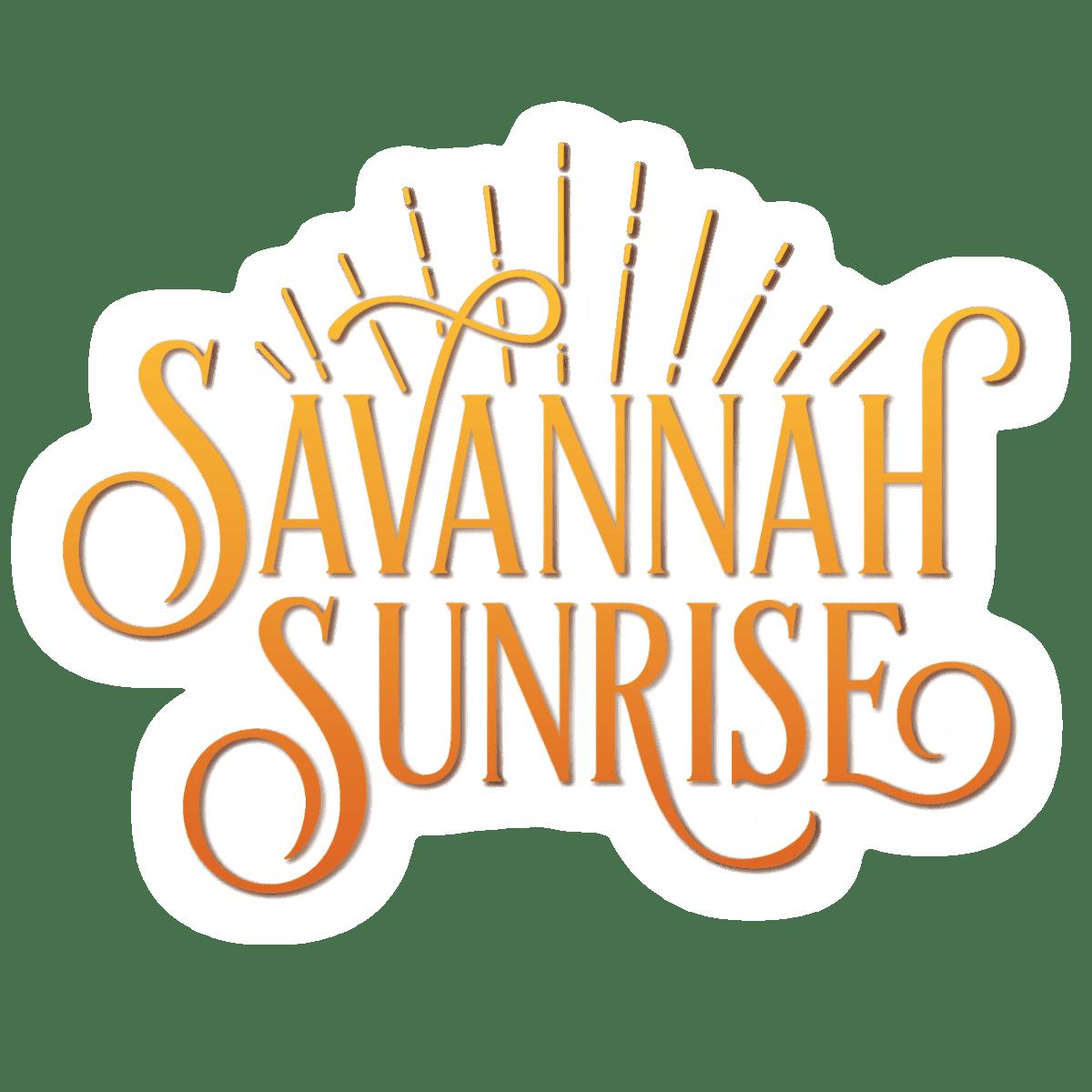 Savannah Sunrise logo