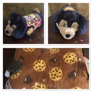 Cookie Pup Pillow Pet