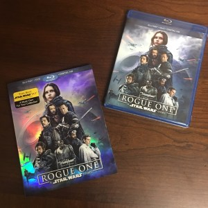 Star Wars Rogue One Now Available on Blu-Ray