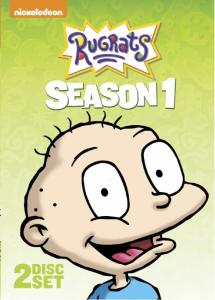 Rugrats Season 1 & 2 Coming to DVD!!!