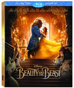Disney's Beauty and the Beast is Now Available of Blu-Ray!