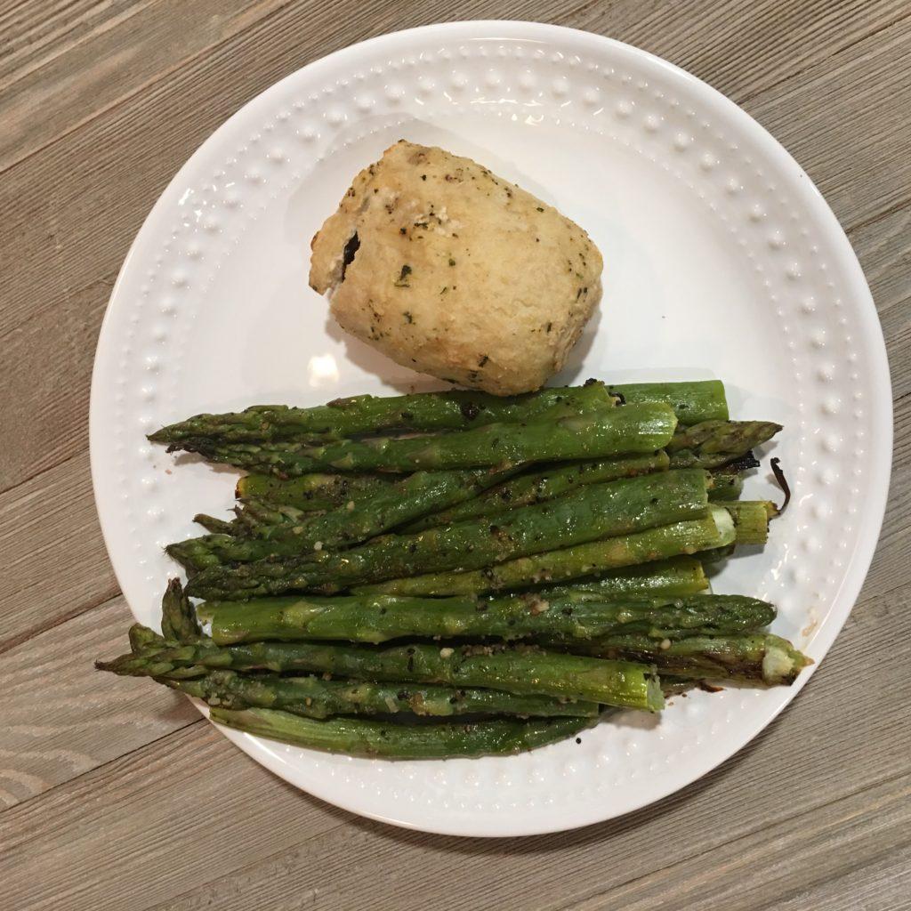 Nutrisystem Chicken and Mushroom Dinner