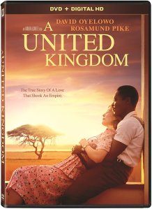 A United Kingdom Now Available on Blu-Ray and DVD