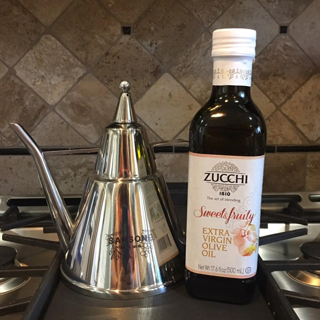 Zucchi Extra Virgin Olive Oil