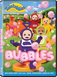 TELETUBBIES: BUBBLES Coming to DVD June 20th!