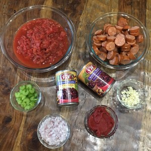 Quick and Easy Weeknight Red Beans and Rice