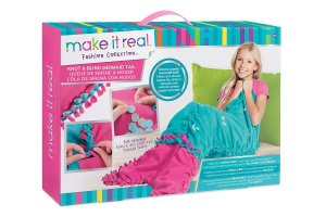 Get Creative with Make It Real: Knot and Bling Mermaid Tail