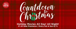 Countdown to Christmas Starts Now with the Hallmark Channel