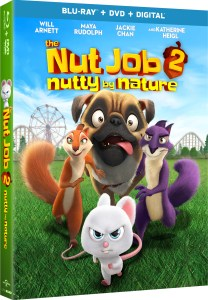 Bring Home the Nut Job 2 Today