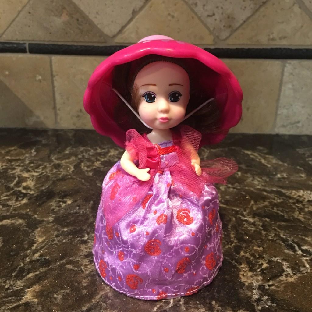 Cupcake Surprise Doll