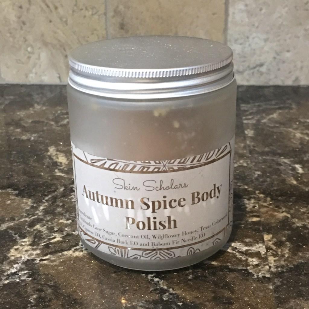 Skin Scholars Autumn Spice Body Polish