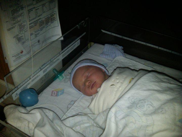 New Born Peyton