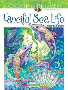 Fanciful Sea Life by Marjorie Sarnat