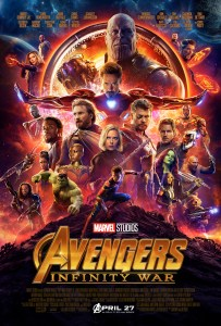 New Trailer for Marvel Studios' AVENGERS: INFINITY WAR