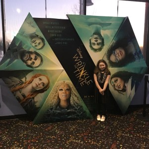 A Wrinkle in Time Screening Event