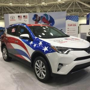 Toyota RAV4 USA