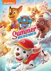 Paw Patrol: Summer Rescues Available May 1st!