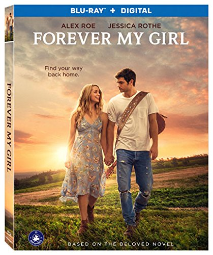 Forever My Girl BluRay DVD