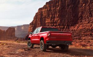 Learn About the 2019 Chevy Silverado at Len Stoler Chevrolet