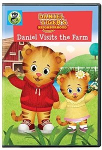 Daniel Tiger's Neighborhood Daniel Visits the Farm