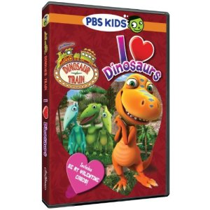 Dinosaur Train I Love Dinosaurs