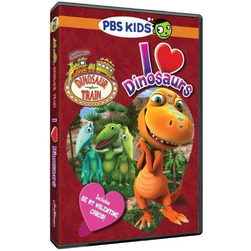 Dinosaur Train I Love Dinosaurs
